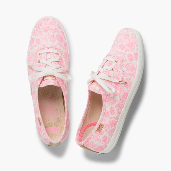 NWT Keds x Rifle Paper Co. Champion Moxie Floral